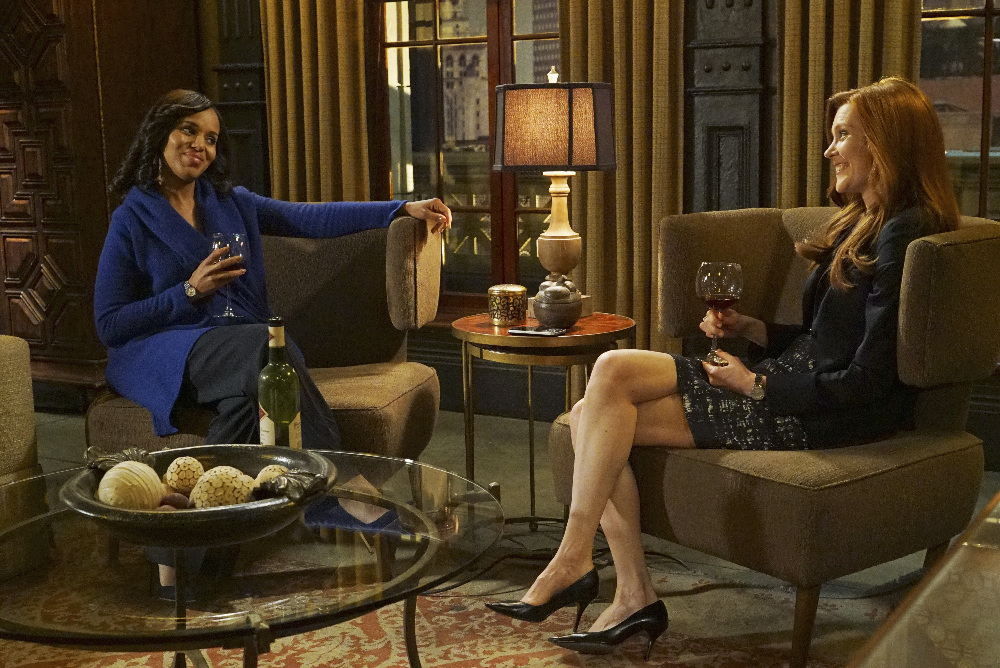 "PREVIEW: 'Scandal' Season 5, Episode 20 ""Trump Card"""
