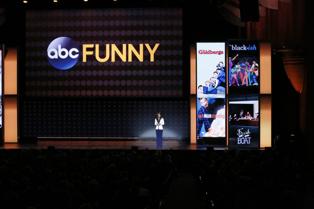 FIRST LOOK: ABC Reveals 2016 - 2017 Primetime Lineup
