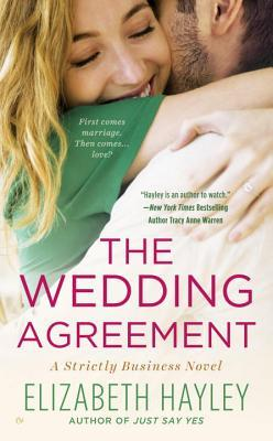 BOOK REVIEW: 'The Wedding Agreement' by Elizabeth Hayley—4 Stars