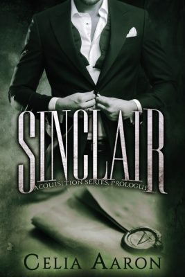 Release Day Blitz: 'Sinclair' by Celia Aaron