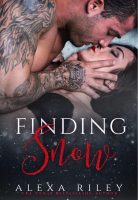 COVER REVEAL: 'Finding Snow' by Alexa Riley