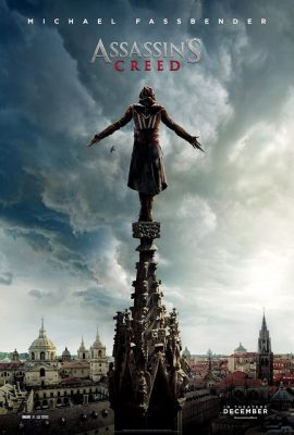 SPOTLIGHT: Assassin's Creed starring Michael Fassbender