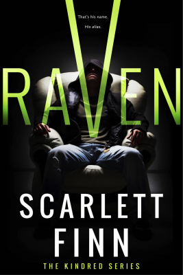 COVER REVEAL: 'Raven' by Scarlett Finn