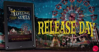 SPOTLIGHT: The Traveling Series by Jane Harvey-Berrick