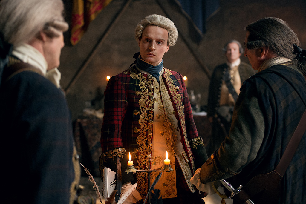 "PREVIEW: 'Outlander' Season 2, Episode 10 ""Prestonpans"""