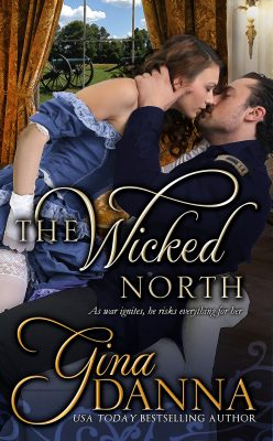 COVER REVEAL: 'The Wicked North' by Gina Danna