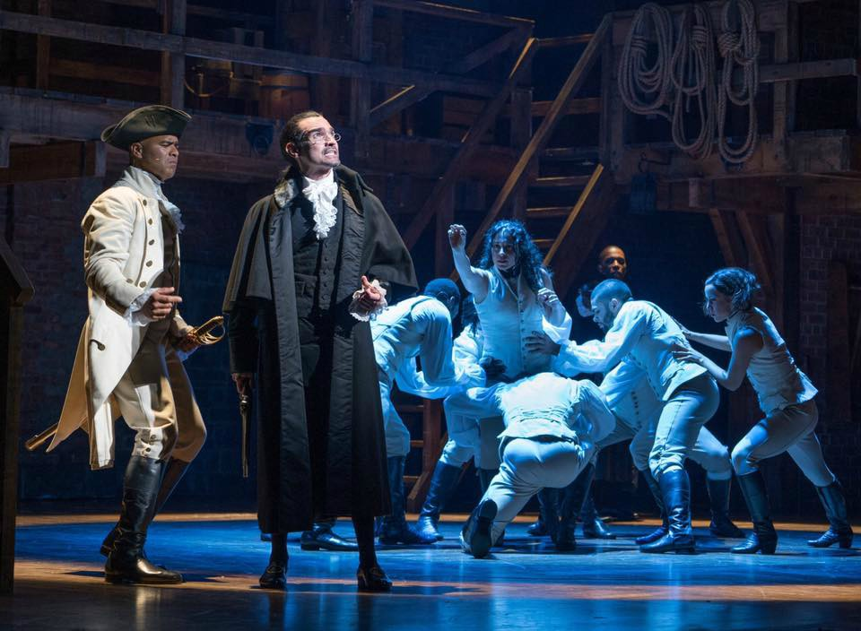 'Hamilton' Musicals Major Announcements
