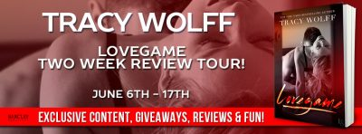 SPOTLIGHT: 'Lovegame' by Tracy Wolff