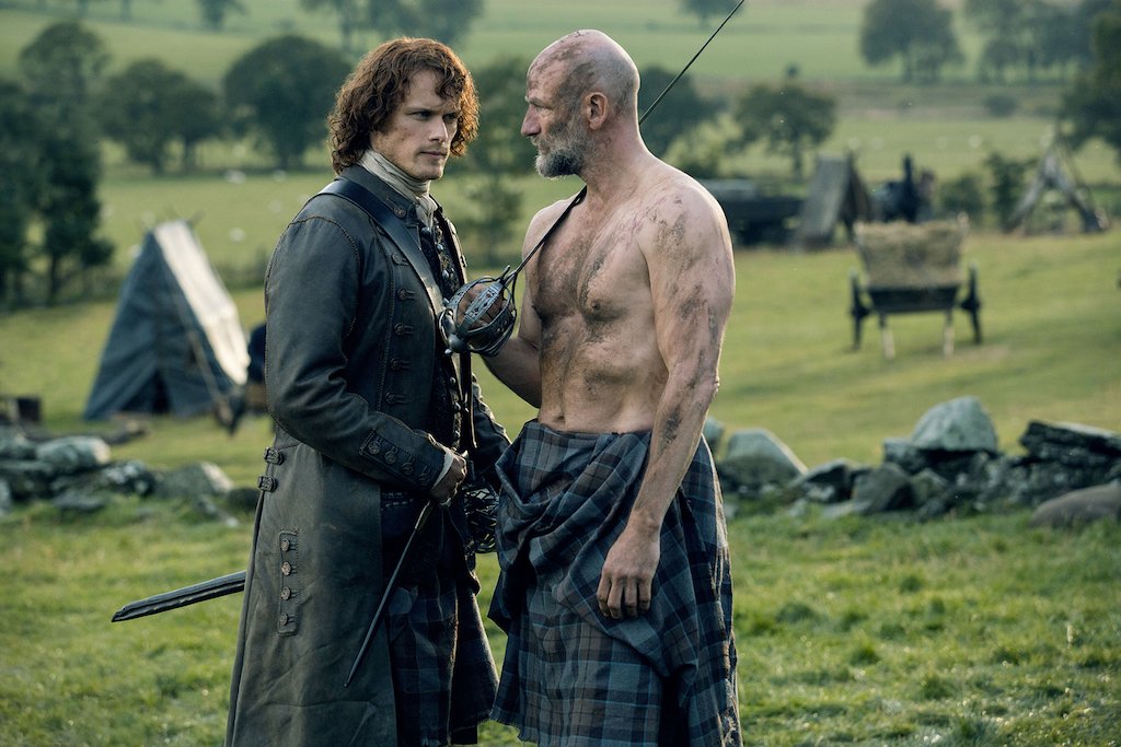 "PREVIEW: 'Outlander' Season 2, Episode 9 ""Je Suis Prest"""