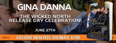 "SPOTLIGHT/GIVEAWAY: ""The Wicked North"" by Gina Danna"