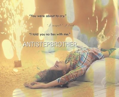 COVER REVEAL: 'Anti-Stepbrother' by Tijan