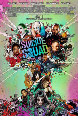 'Suicide Squad' Delivers at SDCC Before It Hits Theaters