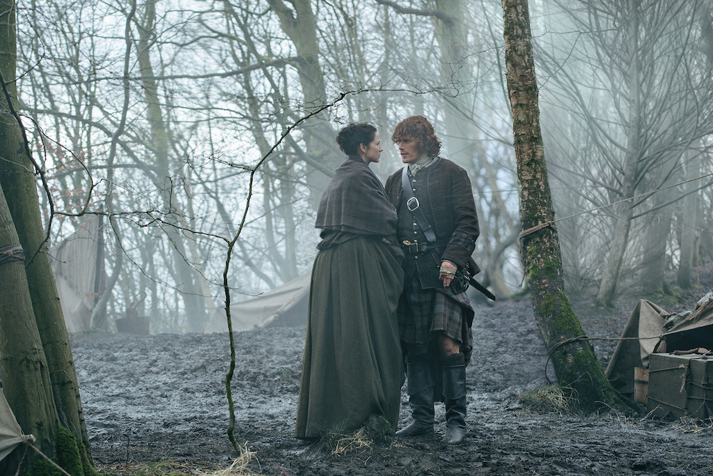 "PREVIEW: 'Outlander' Season 2 Finale ""Dragonfly in Amber"""