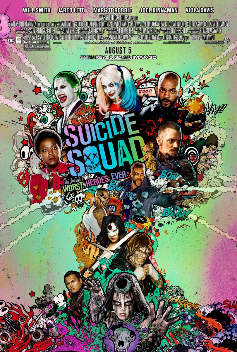 Image Source: @SuicideSquadWB