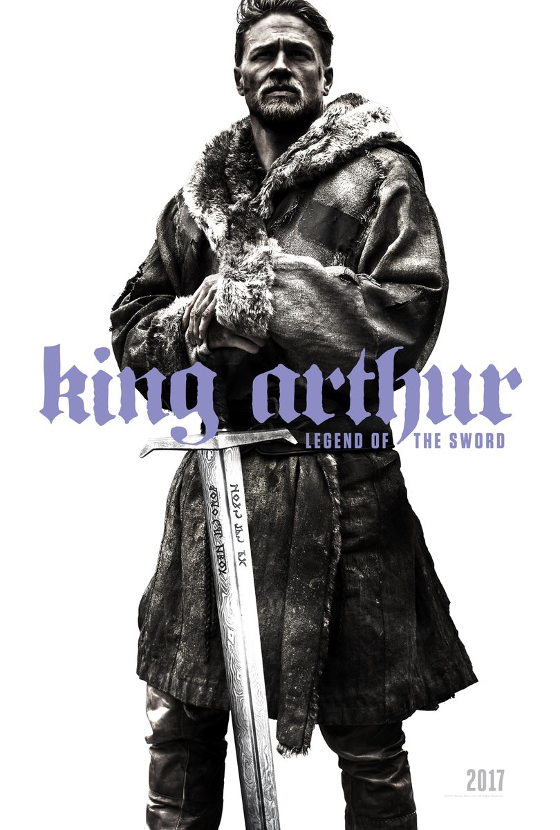 Image Source: @KingArthurMovie