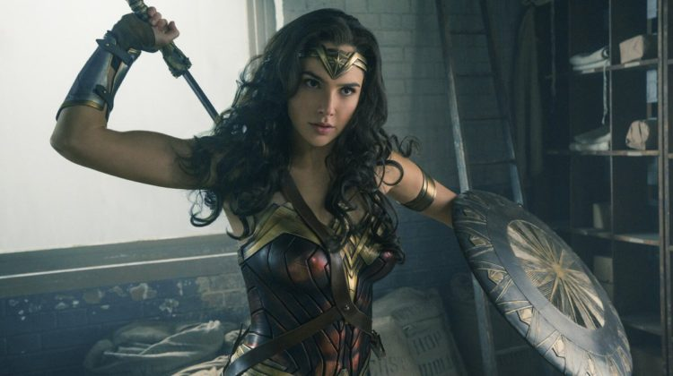 GUEST POST: 'Wonder Woman'—Armor vs. Underwear & Why It Matters