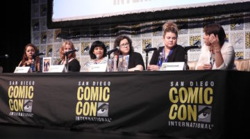 """""""Romancing the Reader"""" Panel Brings Bestselling Romance Authors to SDCC"""