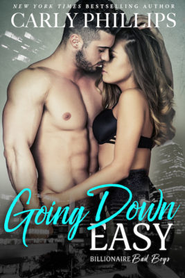 SPOTLIGHT: 'Going Down Easy' by Carly Phillips
