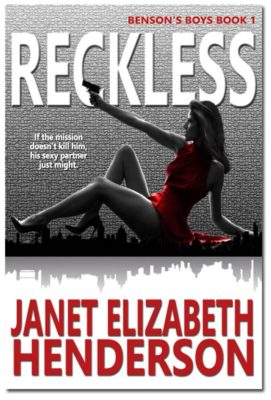 SPOTLIGHT: 'Reckless' by Janet Elizabeth Henderson