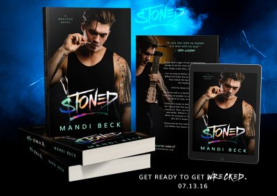 SPOTLIGHT: 'Stoned' by Mandi Beck