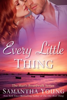 COVER REVEAL: 'Every Little Thing' by Samantha Young