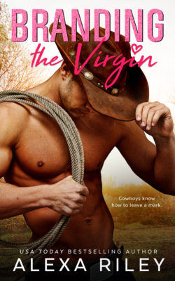 RELEASE DAY BLITZ: 'Branding The Virgin' by Alexa Riley