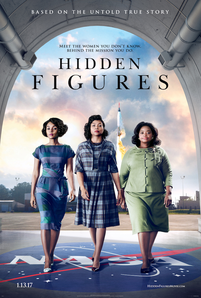 FIRST LOOK: 'Hidden Figures' Stars Taraji P. Henson, Octavia Spencer & Janelle Monáe