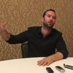 SDCC 2016 Interview with Sullivan Stapleton ('Blindspot')