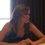 SDCC 2016 Interview with Danielle Panabaker ('The Flash')
