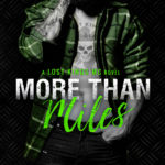 SPOTLIGHT: 'More Than Miles' by Autumn Jones Lake