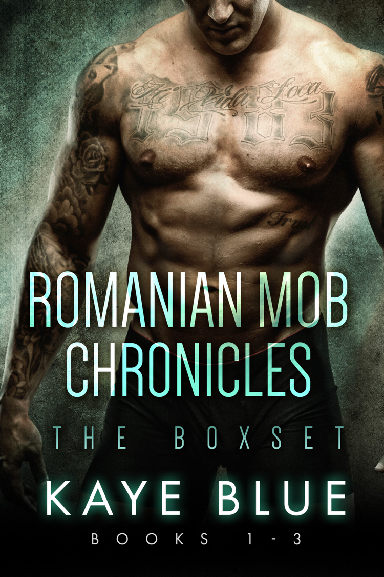 SPOTLIGHT + Review: 'Romanian Mob Chronicles' Box Set by Kaye Blue