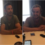 SDCC 2016 Interview with Tom Cavanagh & Tom Felton ('The Flash')