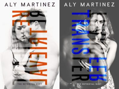 COVER REVEAL: 'The Retrieval Duet' by Aly Martinez