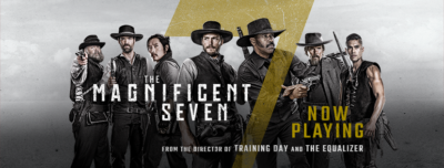OPENING WEEKEND: 'The Magnificent Seven' Are Here!