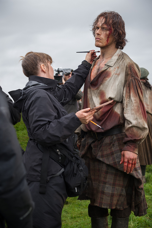 'Outlander' Season 3 Begins Production