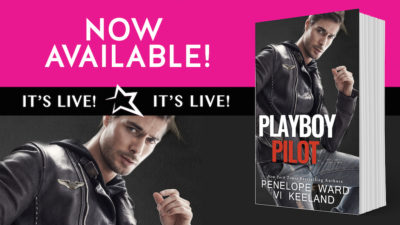 SPOTLIGHT: 'Playboy Pilot' by Penelope Ward & Vi Keeland