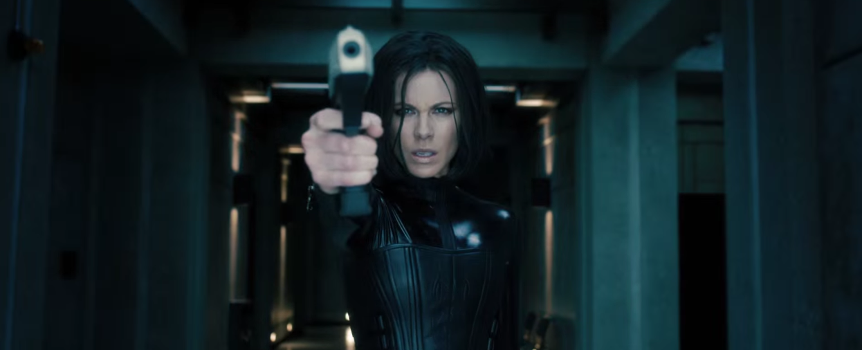 Image Source: SCREENHSHOT from UNDERWORLD: BLOOD WARS - International Trailer (HD)