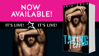 Spotlight: 'Taking Tessa' by Aria Cole