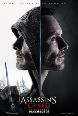 'Assassin's Creed' Debuts New Trailer and Poster