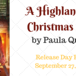 SPOTLIGHT: 'A Highlander's Christmas Kiss' by Paula Quinn