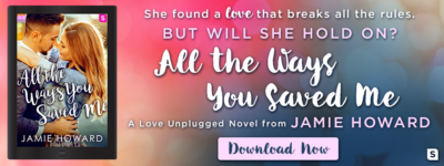 SPOTLIGHT: 'All The Ways You Saved Me' by Jamie Howard