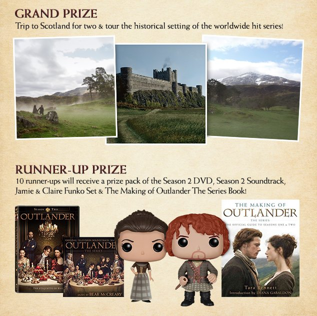 This Week in 'Outlander'—Preview Season 2 Blu-ray/DVD Bonus Content