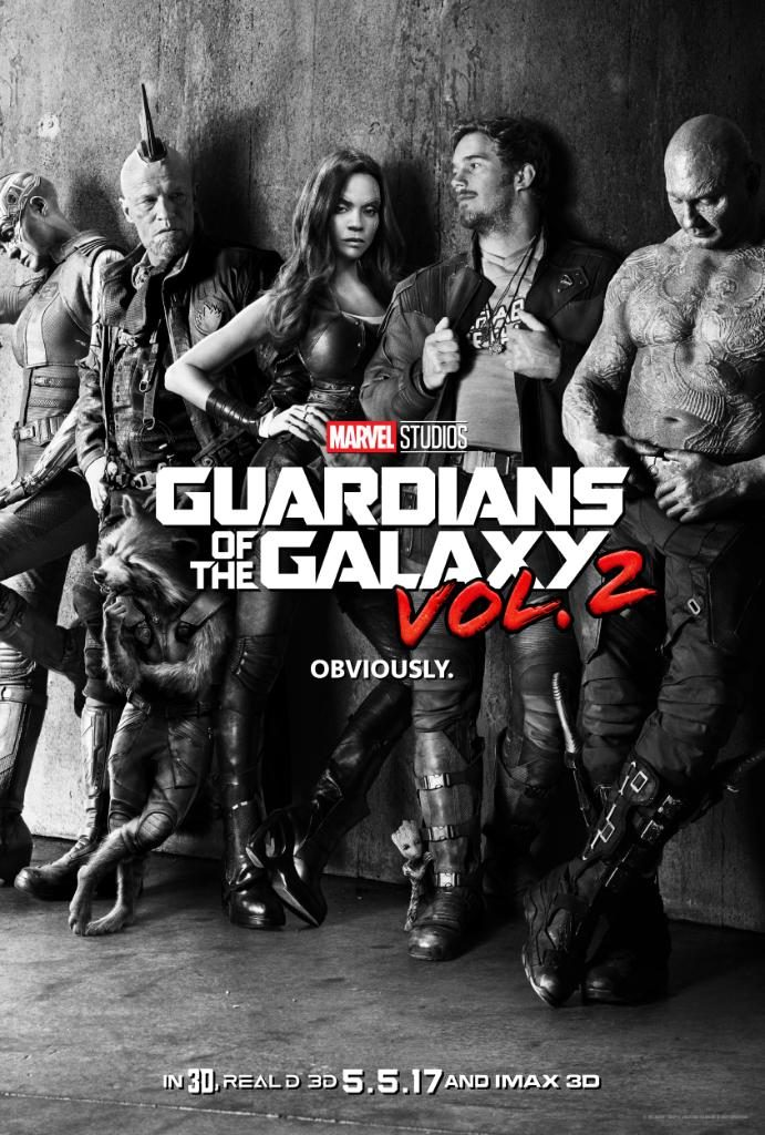 FIRST LOOK Guardians of the Galaxy Vol. 2