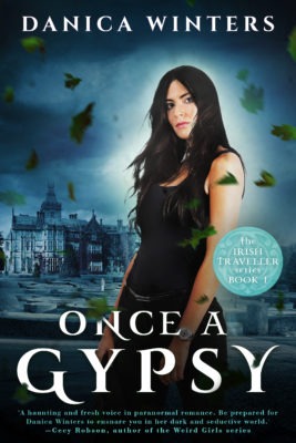 SPOTLIGHT: 'Once A Gypsy' by Danica Winters