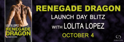 SPOTLIGHT: 'Renegade Dragon' by Lolita Lopez