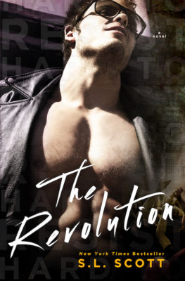SPOTLIGHT: 'The Revolution' by S.L. Scott