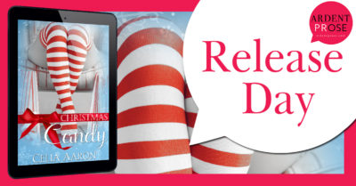 SPOTLIGHT: 'Christmas Candy' by Celia Aaron