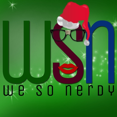 Image of the We So Nerdy Holiday Logo