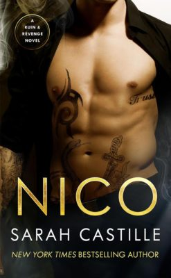 SPOTLIGHT: 'Nico' by Sarah Castille