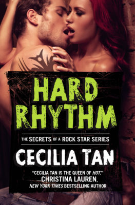 SPOTLIGHT/GIVEAWAY: 'Hard Rhythm' by Cecilia Tan